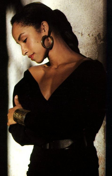 Little Scrapbook: Sexy of a kind, Singer Sade Adu. Sade