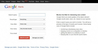Google Alerts To Get More Targeted Traffic