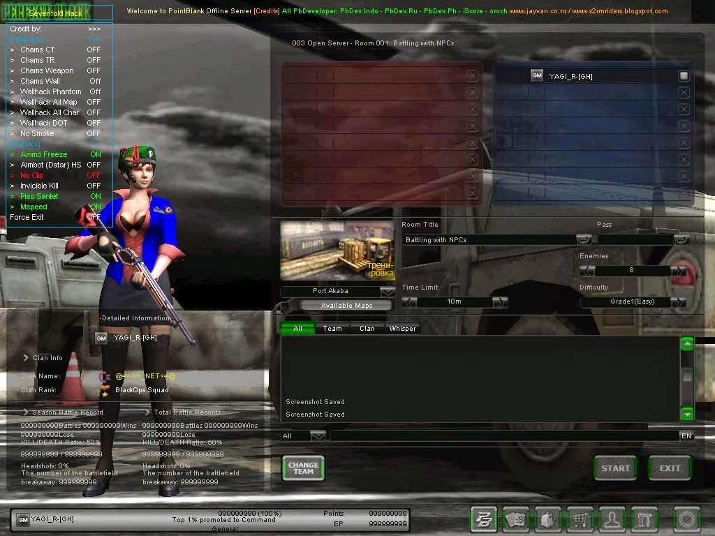 Download Cheat-Point-Blank-offline_Terbaru