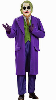 Batman Dark Knight The Joker Deluxe Plus Adult Costume
