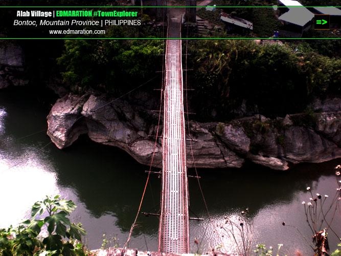 Alab Oriente, Bontoc, Mountain Province title=
