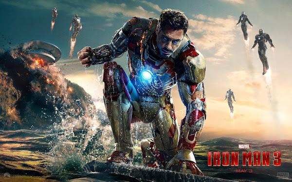 Nonton Online Film Iron Man 3