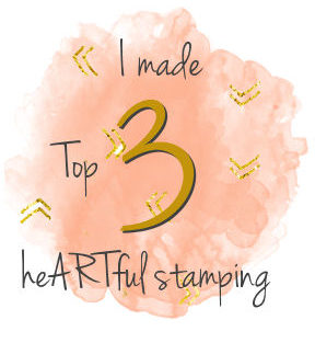 heARTful stamping Top 3