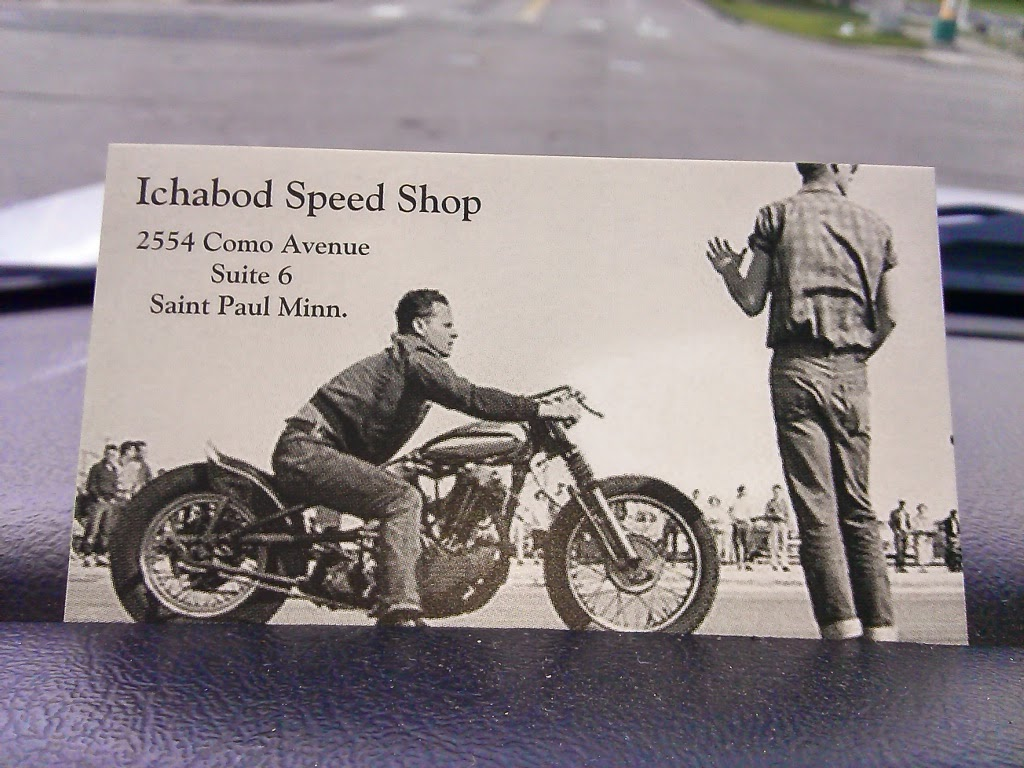 Ichabod Speed Shop