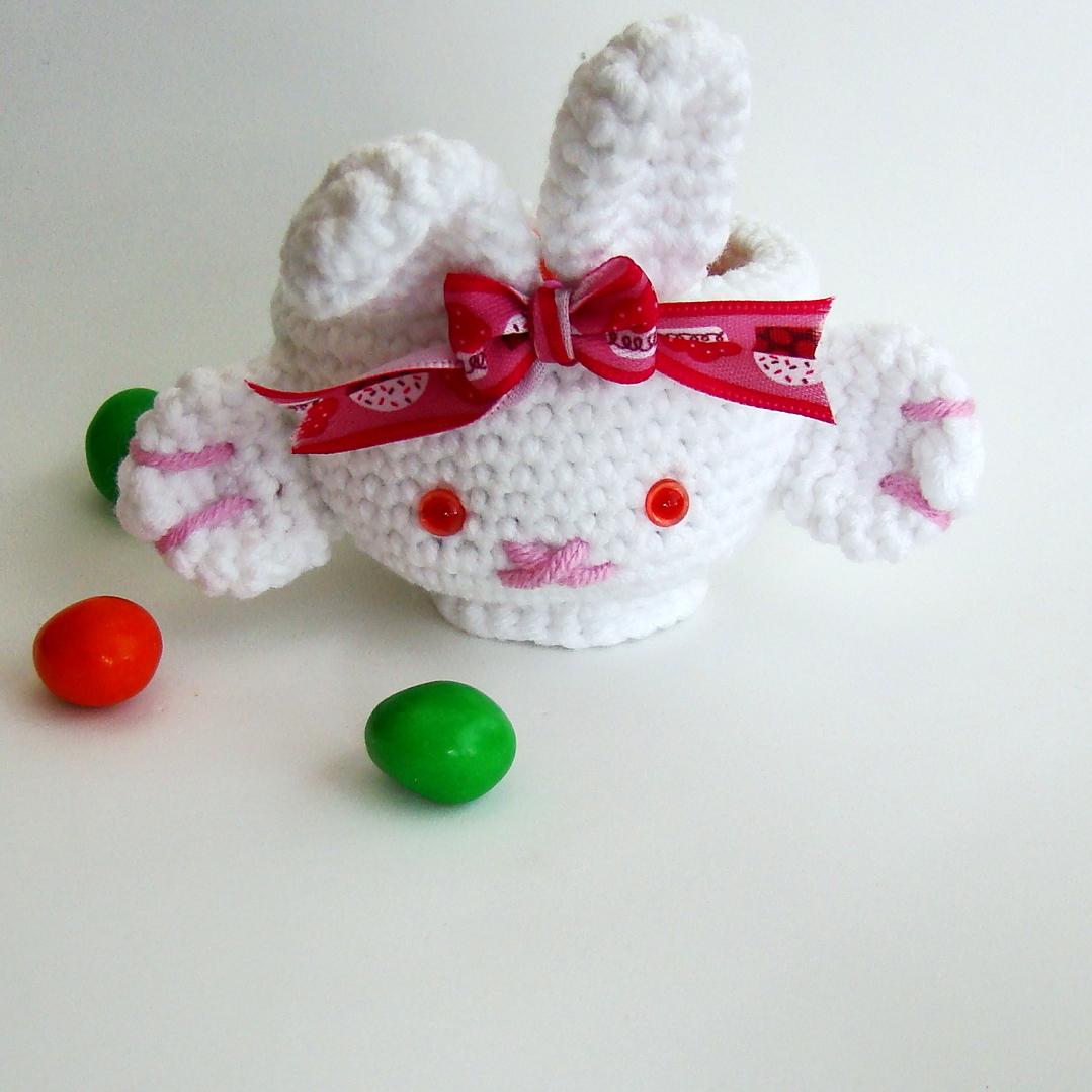 Amigurumi Egg Bunny : amiguria amigurumi: Free Pattern Bunny and Eggs