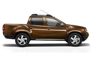 2014 Dacia Duster Pickup Review