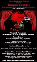 Especial Previa al estreno de PROMESAS CUMPLIDAS