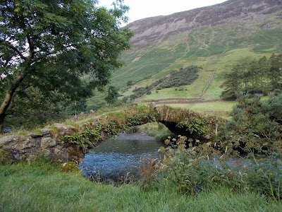 bridge in the lake district