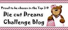 Diecut Dreams Challenge