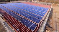 Germany solar panels farm