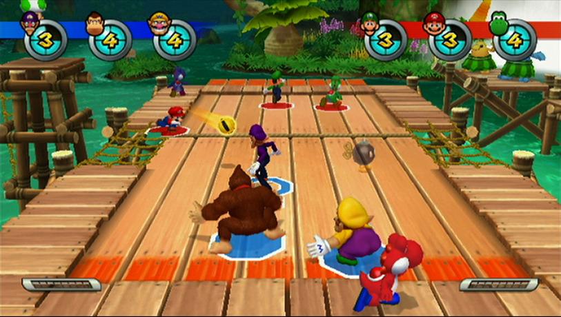Telecharger mario sports mix wii telecharger jeux pc gratuit - Mario gratuit ...