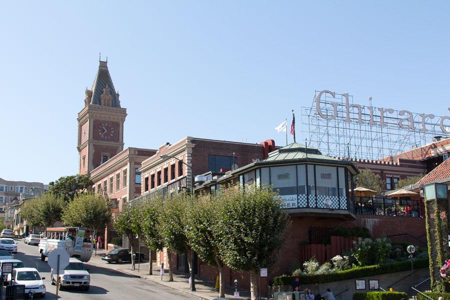 San Franscisco, Ghirardelli Square