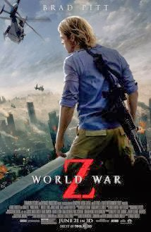 Download Film World War Z (2013) DVDRip 900 MB