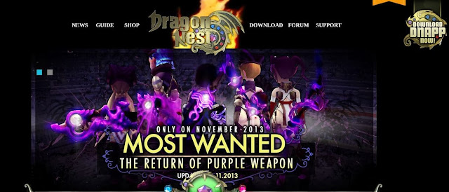 Character Dragon Nest Indonesia Gemscool Dragon Nest Indonesia
