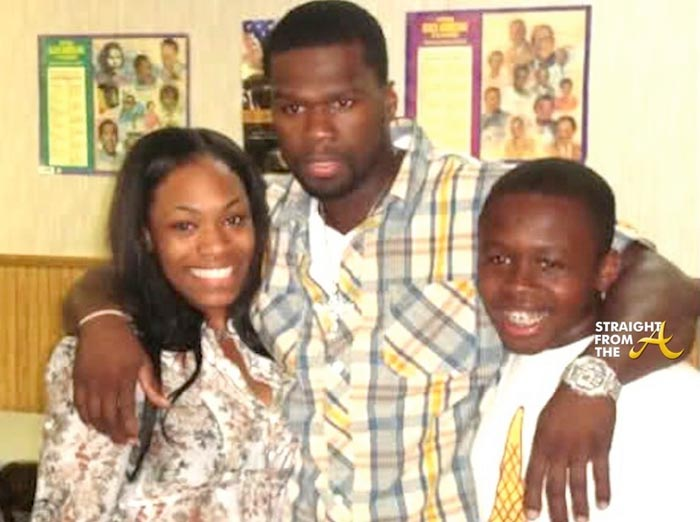 The Gallery For Gt Shaniqua Tompkins And 50 Cent