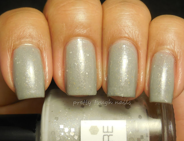 Nerdlacquer Walküre with topcoat