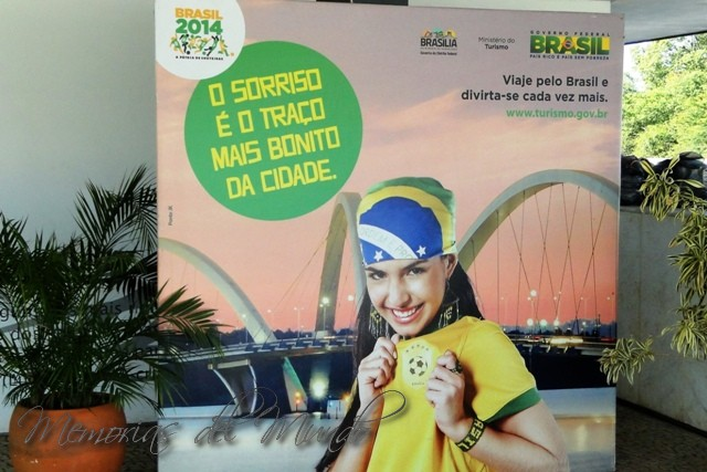 Turismo durante el Mundial en Brasil