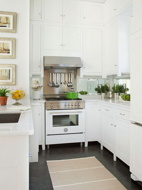 New White Appliances ~ Kirkland style look of the week white appliances