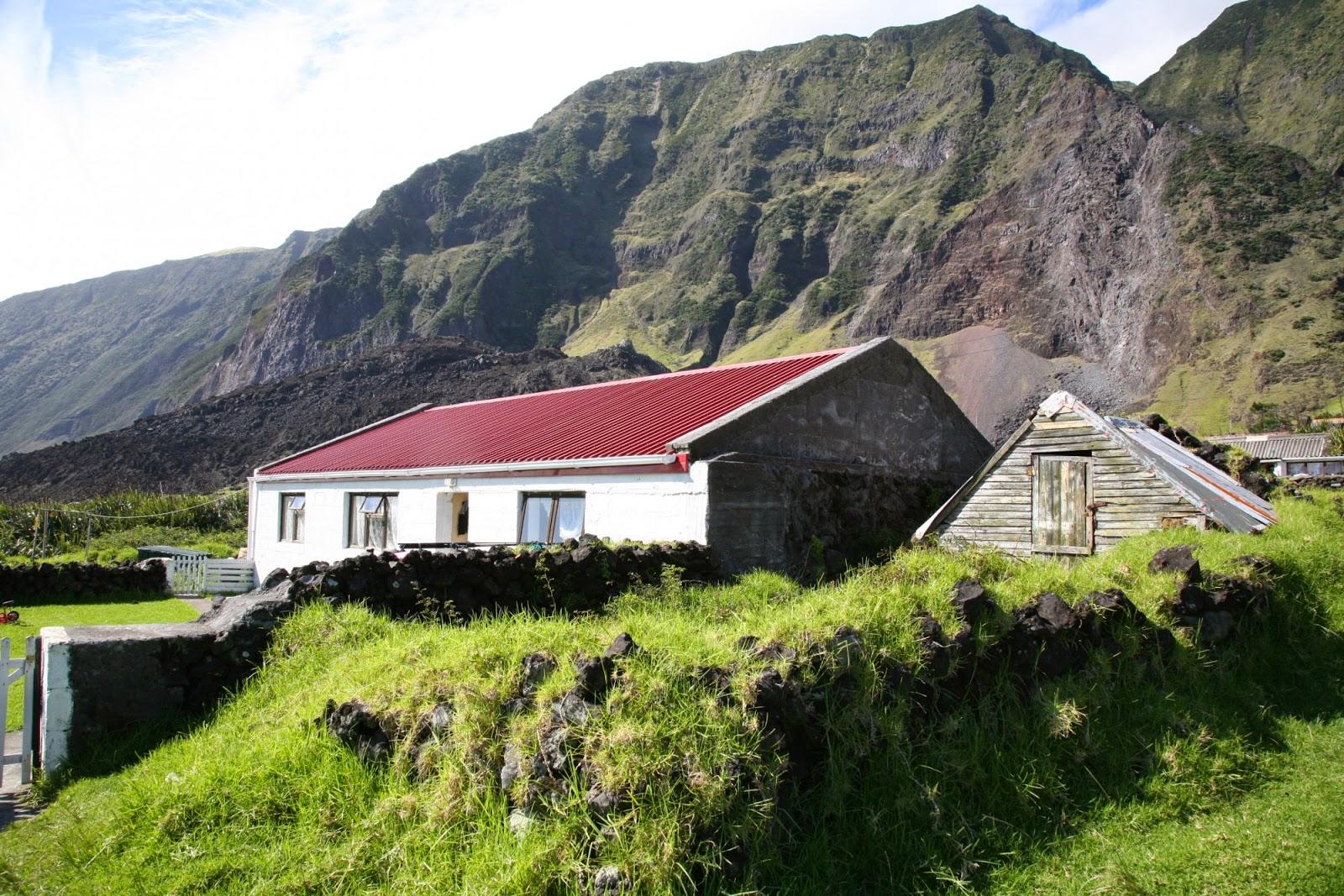 isola Tristan da Cunha