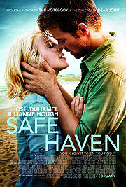 SAFE HAVEN 2013 Romantic movie image free online