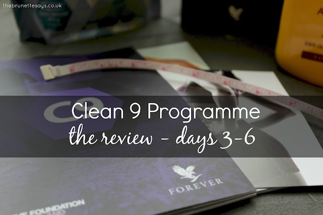 clean 9, c9, forever living, review