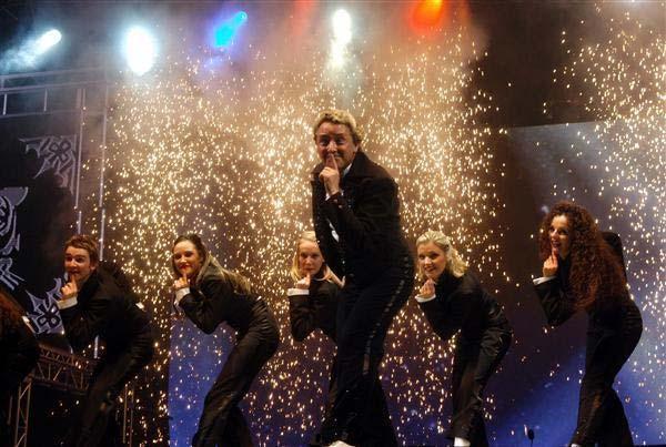 Michael Flatley baile coreografía