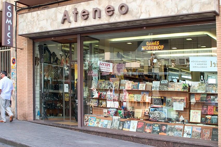 tienda comic Alicante