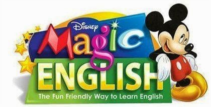 "Vídeos ""Magic English"""