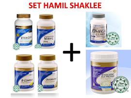Set Hamil/Mengandung Shaklee