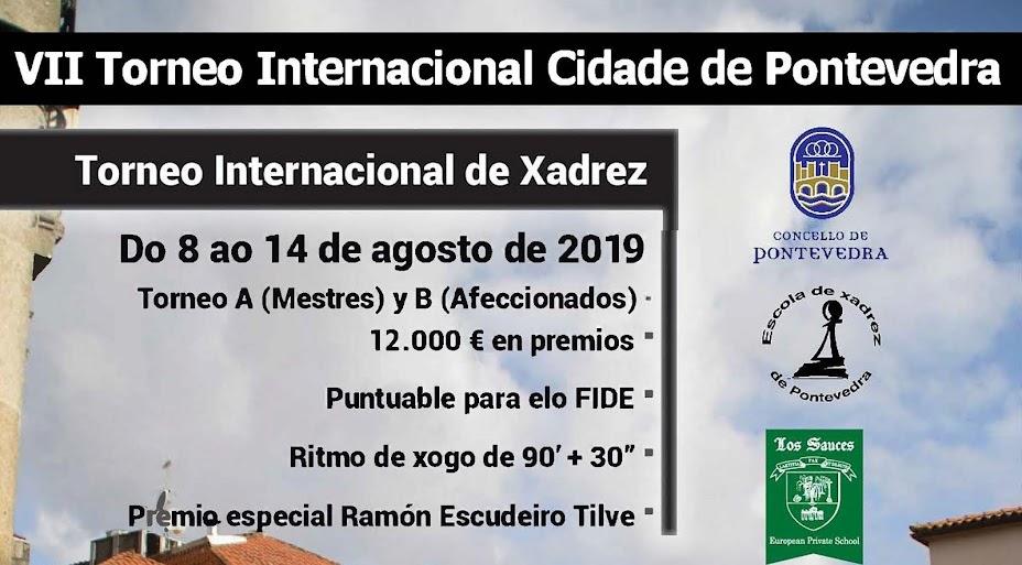 Torneo Ciudad de Pontevedra