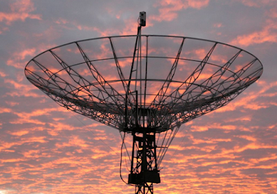 Parabola Satelit