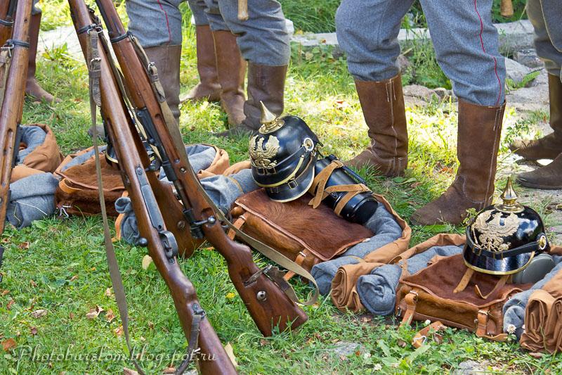 Экипировка солдат Германской армии