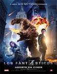 Pelicula Los 4 Fantásticos (The Fantastic four) (2015)