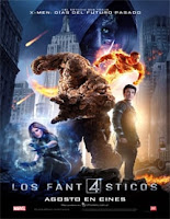 Los 4 Fantásticos (The Fantastic four) (2015)