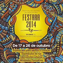 Programação do Festara 2014