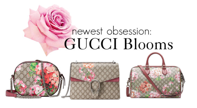 Gucci GG Blooms blog post Corporate Trendiness