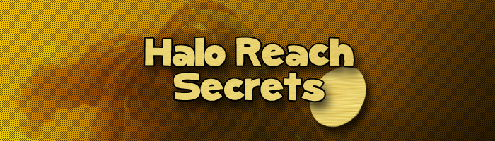 Halo: Reach Secrets