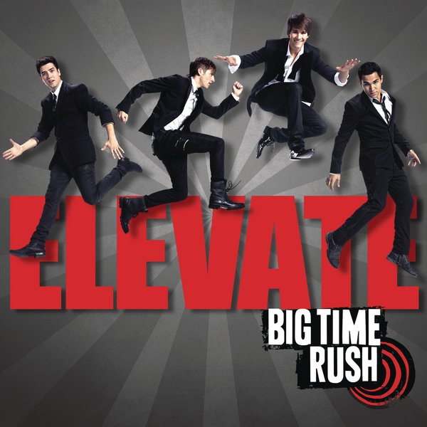 [Album] Big Time Rush – Elevate [iTunes Plus AAC M4A]