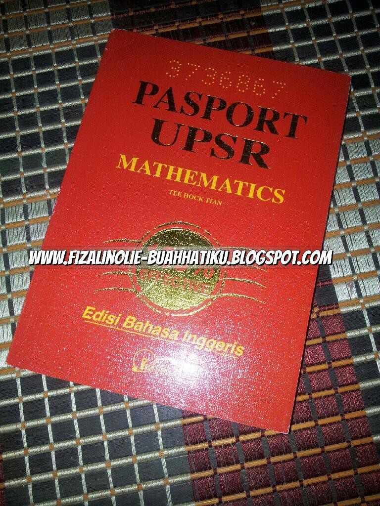 Pasport UPSR
