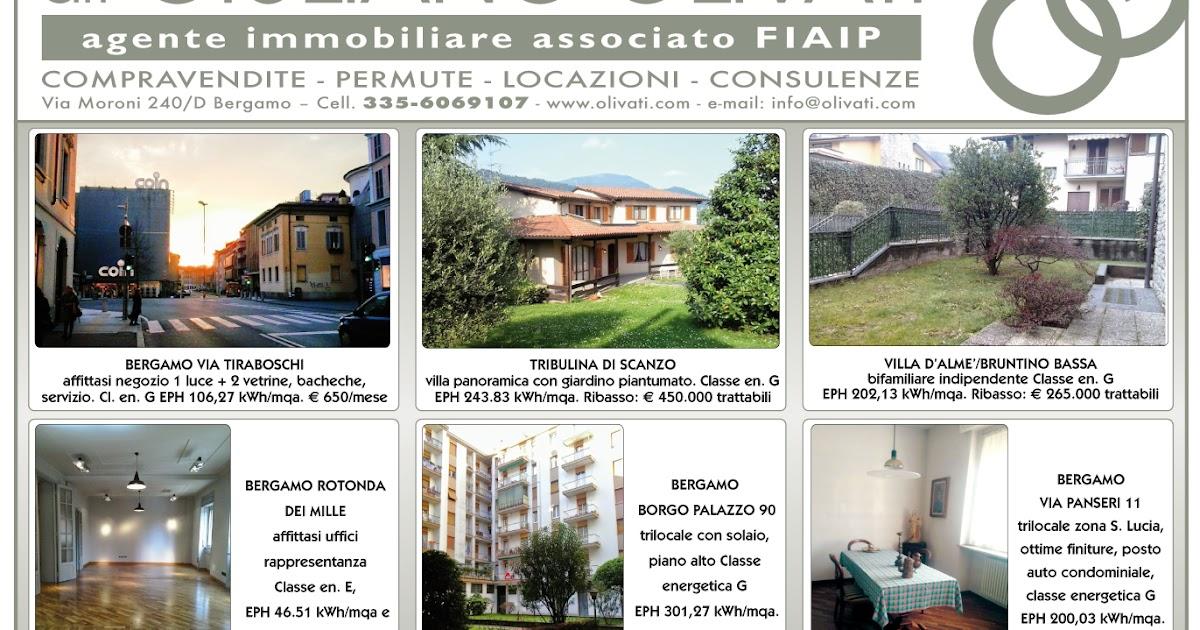 Case negozi uffici bergamo vendita e affitto olivati immobiliare bergamo - Gb immobiliare milano ...