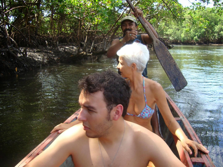 ...no rio da Casqueira