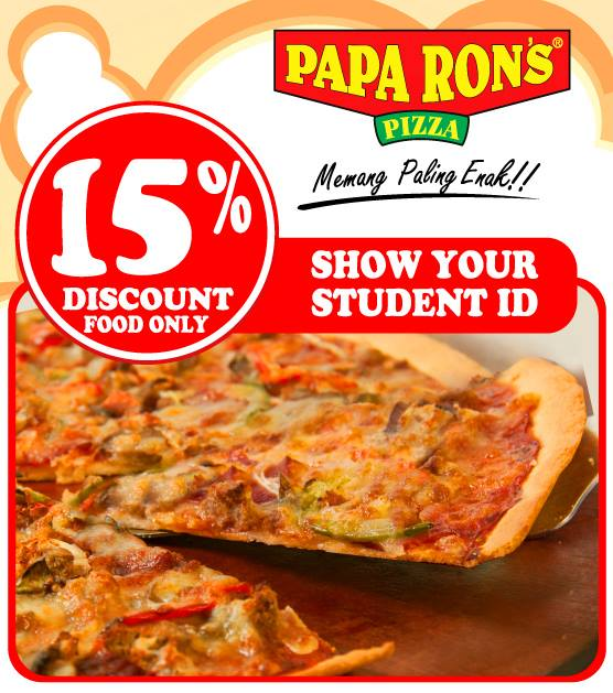 Cosmos pizza coupons