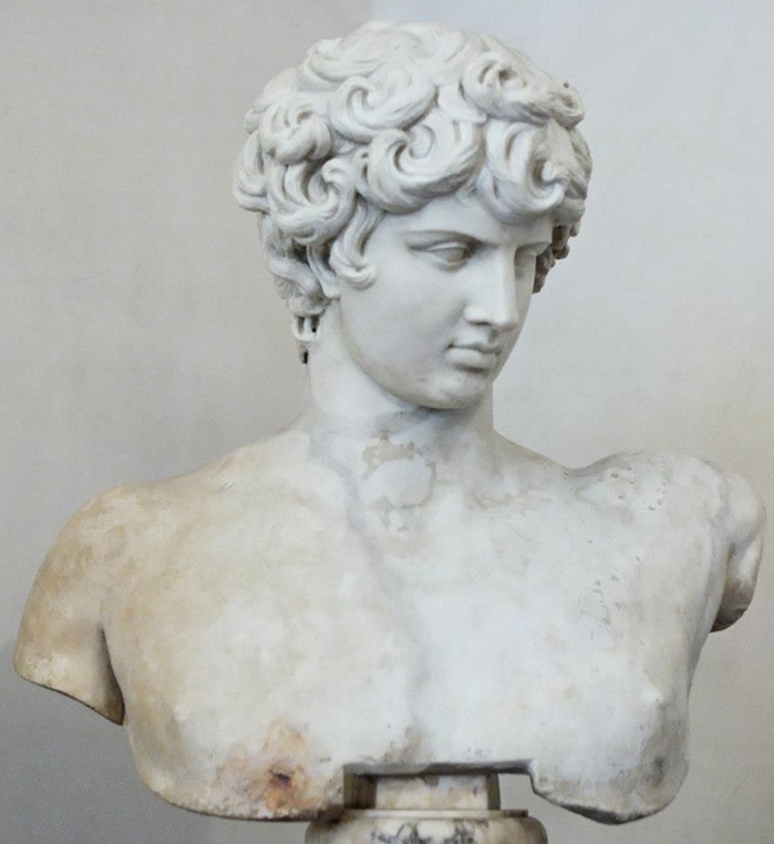 Antinoo, il fascino della bellezza | La Mostra della Roma Barocca