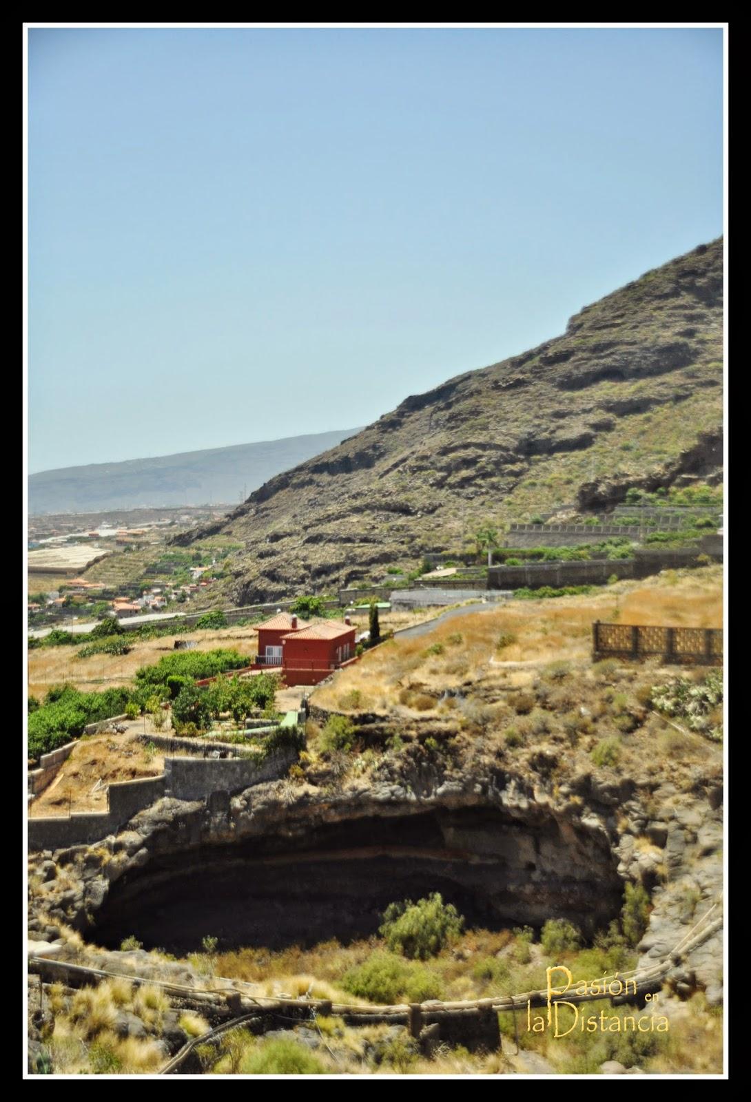Cueva de Añaco Igueste de Candelaria Guanches
