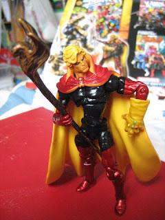 Marvel Universe Infinity Gauntlet Crusade Wars Adam Warlock Watch Thanos Avengers