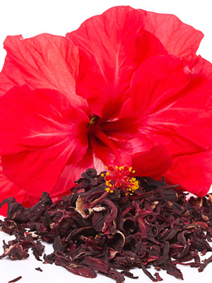 Hibisco serve para emagrecer
