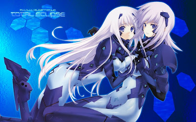 Muv-Luv Alternative: Total Eclipse Wallpaper hd
