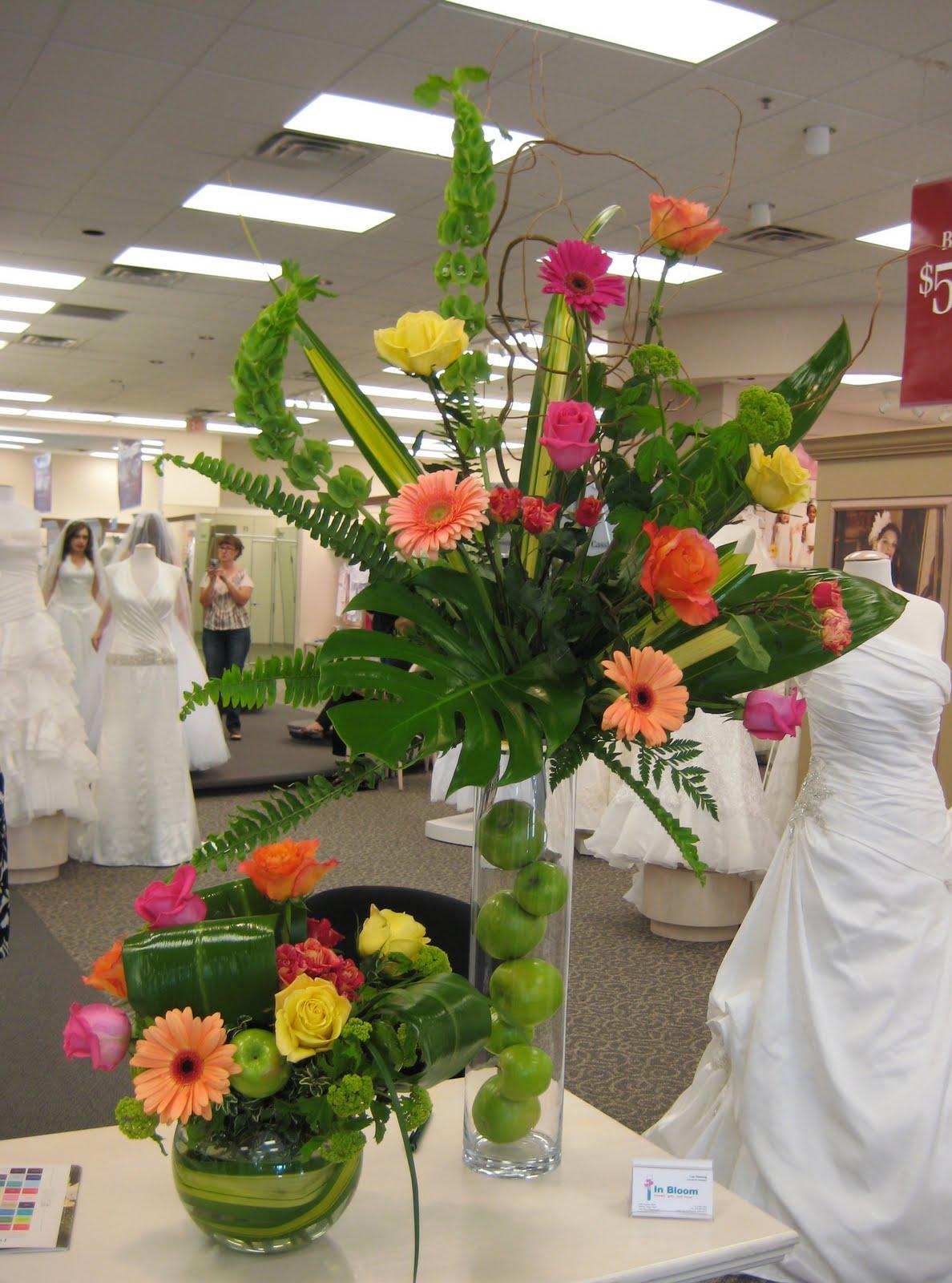 In Bloom Flowers Blog Wedding Season Color Trends