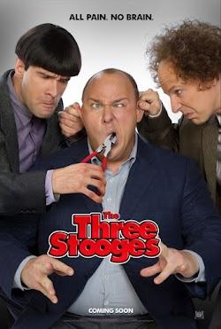 Ba Chàng Ngốc - The Three Stooges (2012) Poster