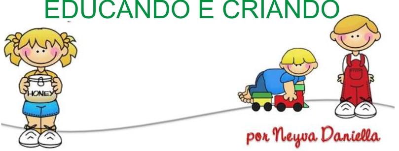 EDUCANDO E CRIANDO